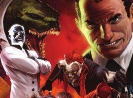 Image Featuring Mr. Negative, Norman Osborn