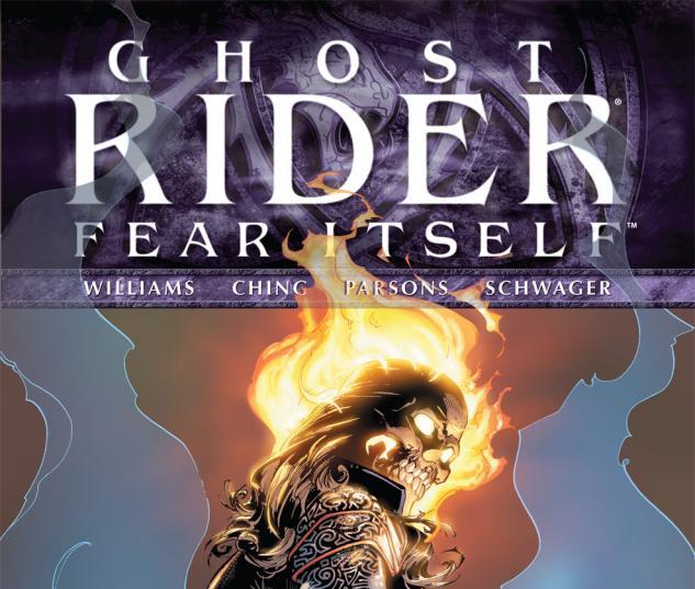 Fear Itself: Ghost Rider (2011) #3