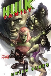 Hulk Family #1