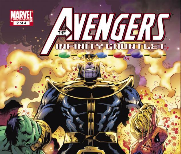 Avengers & the Infinity Gauntlet (2010) #2