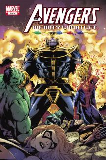 Avengers & the Infinity Gauntlet (2010) #2