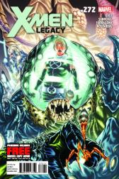 X-Men Legacy #272 