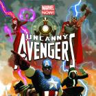 UNCANNY AVENGERS 1 ACUNA VARIANT (NOW, WITH DIGITAL CODE)