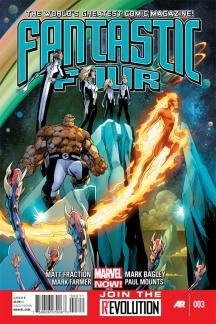 Fantastic Four (2012) #3
