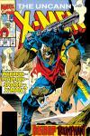 Uncanny X-Men (1963) #288 Cover