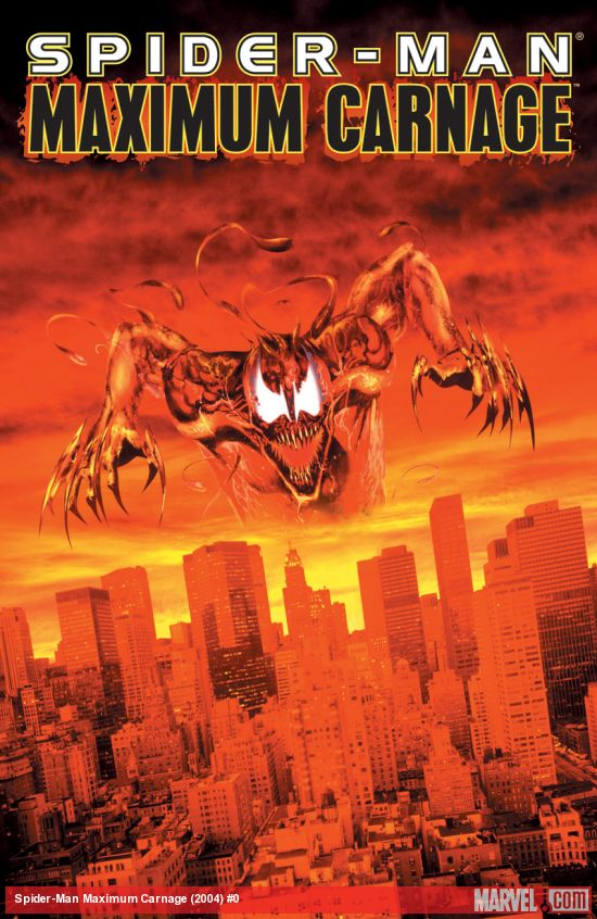 SPIDER-MAN MAXIMUM CARNAGE (TRADE PAPERBACK)