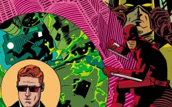 Take Your First Look at Daredevil #36