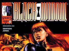BLACK WIDOW #1 (1999)