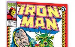 IRON MAN: THE DRAGON SEED SAGA #0
