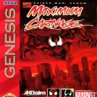 Maximum Carnage box for Genesis