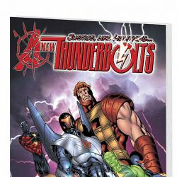 NEW THUNDERBOLTS VOL. 1: ONE STEP FORWARD COVER