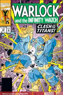 Warlock and the Infinity Watch #10