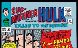 Tales to Astonish #70