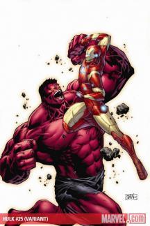 Hulk #25  (VARIANT)