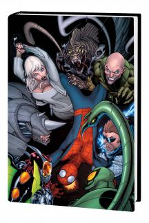 Ultimate Comics Spider-Man: Death of Spider-Man (Hardcover)