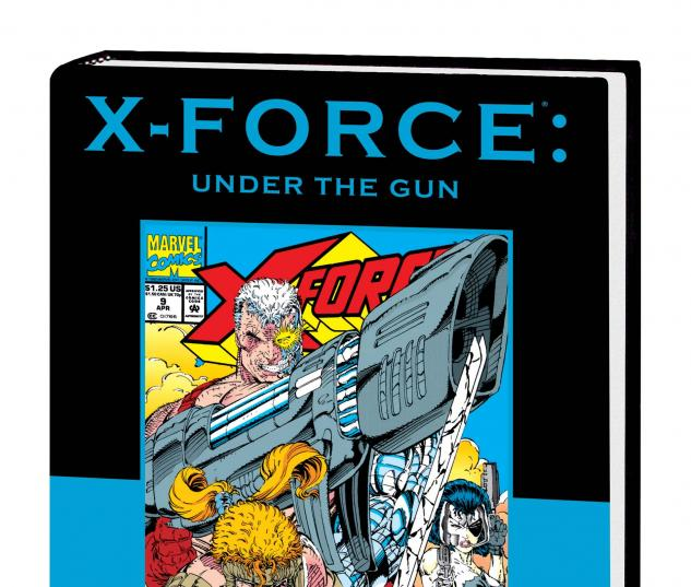 X-Force: Under the Gun DM Only