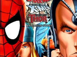 Three New Marvel Origin Stories For Kids