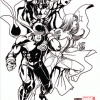 UNCANNY X-MEN 543 ARCHITECT SKETCH VARIANT (FI)