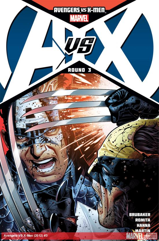 Avengers VS X-Men (2012) #3