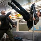 2 New Spider-Man Movie Photos With Peter &amp; The Lizard