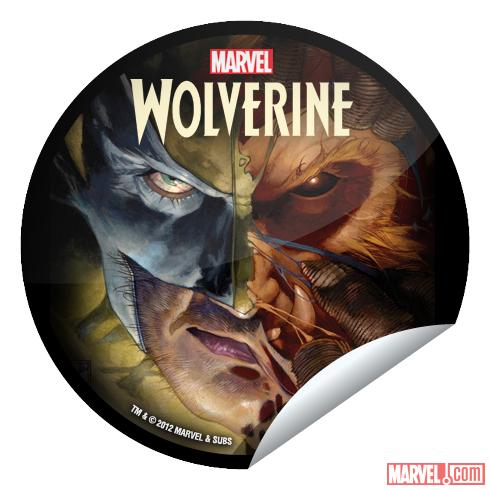 Wolverine #310 GetGlue
