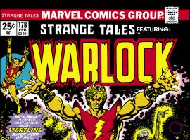 Strange Tales (1973) #178 Cover
