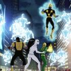 Spider-Man & his team face a host of Electros in Ultimate Spider-Man