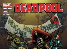 Deadpool (2008) #36