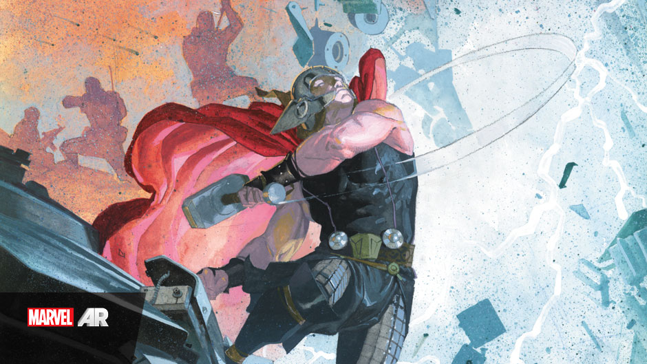 See What's New in Marvel AR 4/16/14