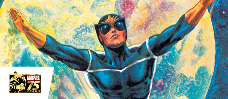 Marvel 75: The Legendary Steve Englehart
