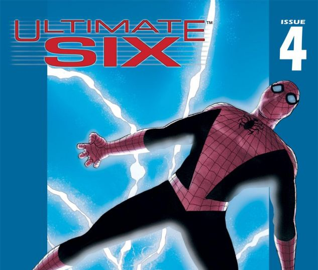 ULTIMATE SIX 4 cover