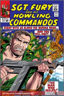 Sgt. Fury and His Howling Commandos (1963) #23