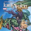 LORDS OF AVALON: SWORD OF DARKNESS HC VARIANT