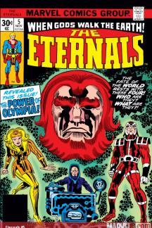 Eternals (1976) #5