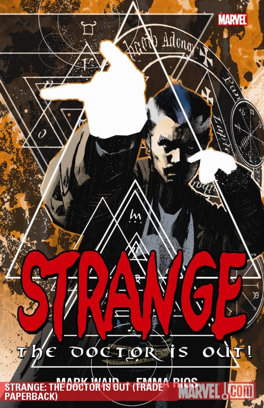 Strange: The Doctor Is Out (Trade Paperback)