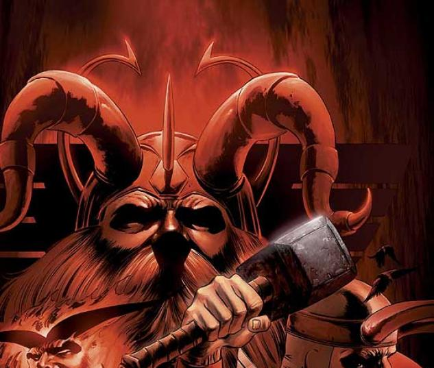 THOR (2005) #85 COVER
