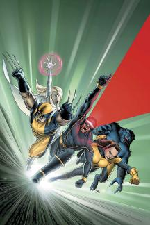 Astonishing X-Men Vol. 1: Gifted (Trade Paperback)