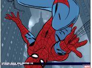 Spider-Man Unlimited (2004) #6 Wallpaper