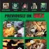 INCREDIBLE HULK #610 recap page