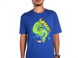 tokidoki x Marvel Men's Hulk Smash T-Shirt