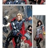 Thor: Rescue preview art by Kevin Sharpe