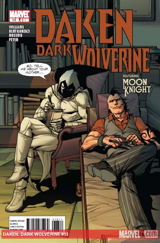 DAKEN DARK WOLVERINE 13