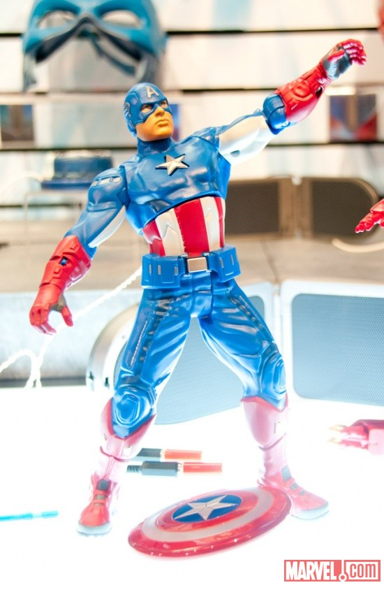 Hasbro Marvel's The Avengers Captain America 10-inch Figure