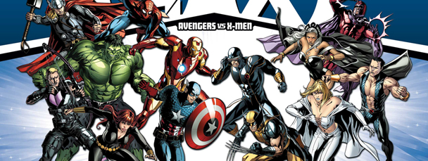 Avengers Vs. X-Men Launch Parties