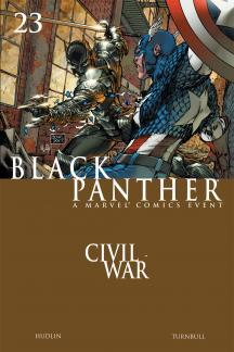 Black Panther (2005) #23
