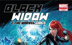Black Widow & the Marvel Girls (2009) #2