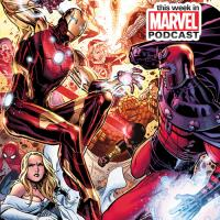 Marvel Podcast, эпизод 26,5