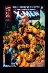 Uncanny X-Men (1963) #387 Cover