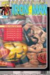 Iron Man (1998) #8 Cover