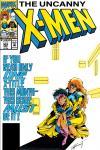Uncanny X-Men (1963) #303 Cover